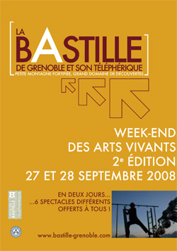 « Arts Vivants à la Bastille » 2e Édition