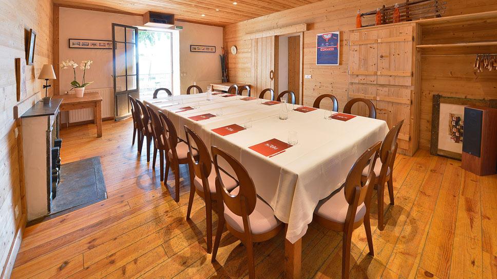 restaurant Pèr'Gras Bastille Grenoble