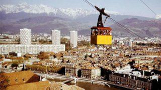 Article blog téléphérique Grenoble Bastille