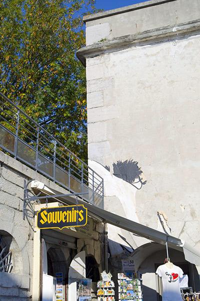 Point infos boutique souvenirs Téléphérique Grenoble Bastille