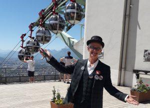 visite guide téléphérique Grenoble