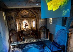 Musée archéologique autour de la Bastille