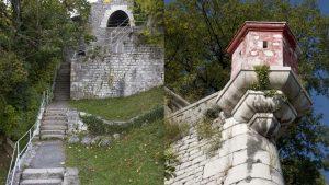 echauguette escaliers bastille