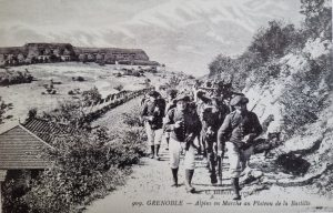 Fort Bastille Grenoble Article
