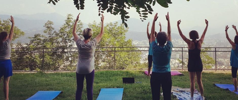 yoga pilates bastille été